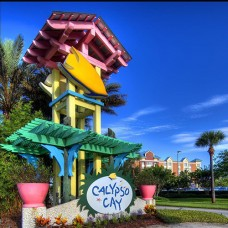 5 days and 4 nights stay at Calypso Cay Resort.